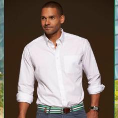 Men's Shirt BUTTON DOWN