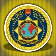 IPA - sekcia SR