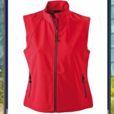 Ladies` Softshell Vest Sport