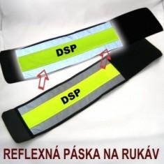 Reflexný pás na rukáv DSP
