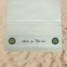 IPA Sublimačný uterák 50x90