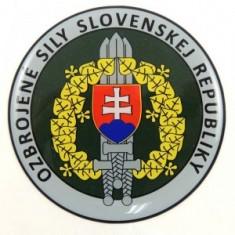 Nálepka Ø6cm ŽIV OSSR 2