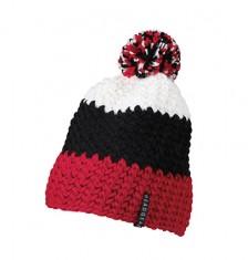 Trendy háčkovaná čiapka