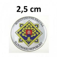 Nálepka Ø2,5cm ŽIV STR