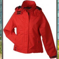 Ladies` Outer Jacket Extreme