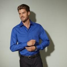 Pán. košeľa s dlhými rukávmi