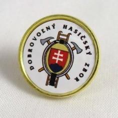 Odznak napichovací DHZ