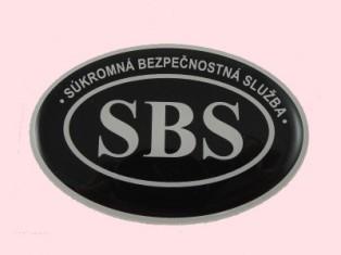 SBS logo ovál živ.nál.