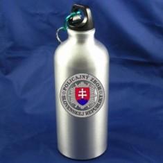 Čutora - fľaša kovová PZ