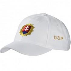 Šiltovka DSP - PZ biela