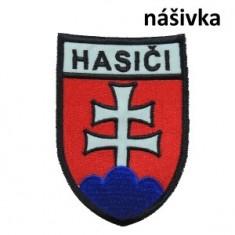 Ruk. znak HASIČI-nášivka