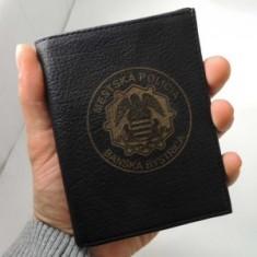 Peňaženka gravír MP BB