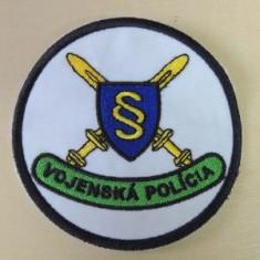 Nášivka VOP - nové logo